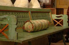 Antique Furniture   Schuyler Pond. GREEN