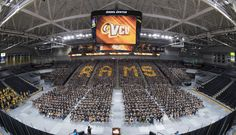 The official debut of the VCU Class of 2021!   #college #university #classpicture