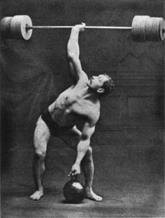 1000 Images About Old Time Strongmen On Pinterest
