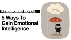 Emotional intelligence helps you build strong relationships with those around you. These habits will strengthen it...