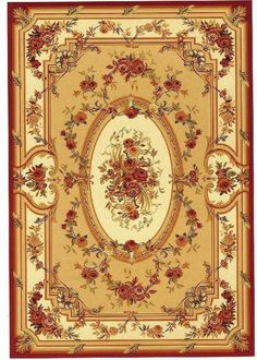 Mini gold and red Aubusson carpet Vintage Diy, Decoupage Vintage, Decoupage Paper, Inchies, Old Book Crafts, Vitrine Miniature, Aubusson Rugs, Ideias Diy, Tapestry Design