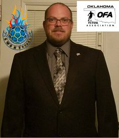 Mr. Rich Frederick appointed as Commissioner of OK Futsal Association and SWOK Futsal League