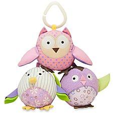 image of SKIP*HOP® Owl Patch Ball Trio
