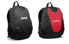 Promo Backpacks are awesome when it comes to promoting your brand through corporate gifts. They are almost always in the public eye creating brand exposure. Almost Always, North Face Backpack, Corporate Gifts, Jeep, Africa, Magic, Backpacks, Marketing, Fashion