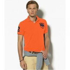 costume ralph lauren uomo no2 in arancione dual match