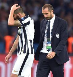 Finale Champions, le lacrime di Pirlo