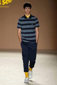 Lyle & Scott Spring-Summer 2017 - 080 Barcelona Fashion