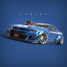 """Camaro ZLS on Instagram: """"What you guys think of this ..."""