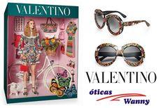 Bonecas de luxo usam Valentino #oculos #de #sol #barbie #dolls #grife #sunglasses #eyewear #camubutterfly #modasolar