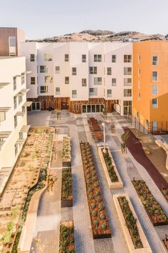 Bayview Hill Gardens / David Baker Architects. Image © Matt Edge