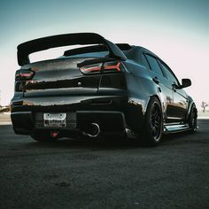 My Dream Car, Dream Cars, Evo X, Mitsubishi Lancer Evolution, Car Mods, Best Luxury Cars, Japanese Cars, Jdm Cars, Car Wallpapers