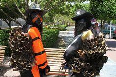 A TV Globo exibiu uma reportagem sobre os Tabaqueiros no carnaval de Afogados da Ingazeira – PE, na última quarta-feira (13 de fevereiro de 13), no Bom Dia Pernambuco,que mostra a tradição secular dos mascarados que animam as folias carnavalescas.