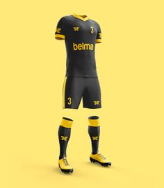 Football Shirt Football Kit Appareil Design Sports Brand Branding Soccer Belma Sports Marketing