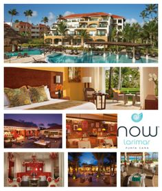 Excited for our upcoming trip to Now Larimar Punta Cana, Dominican Republic.