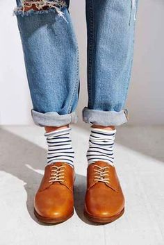 Como usar: meia na altura do tornozelo | MdeMulher
