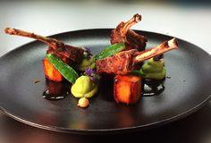 img Restaurant Guide, Food Presentation, Menu, Blue, Fine Dining, Menu Board Design, Food Plating