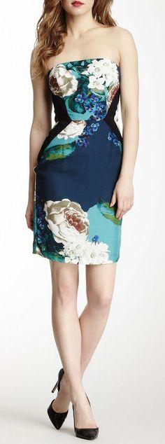 Beautiful floral dress...