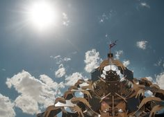 The Otic Oasis team is building the Temple at Burning Man 2013!