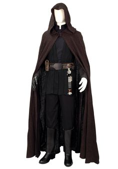 luke skywalker return of the jedi costume - Google Search