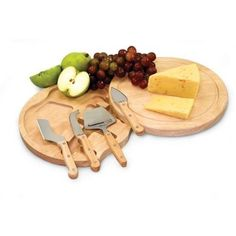 Picnic Time Circo Cheese Set : Amazon.com : Home & Kitchen  $20