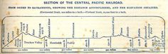 Nelsons' Pictorial Guide-Books: The Central Pacific Railroad