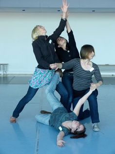 Devising Theatre from Drama Resource #teaching