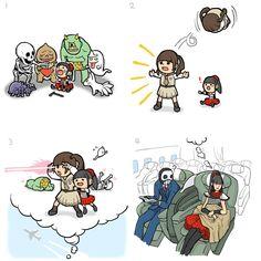 mini comics