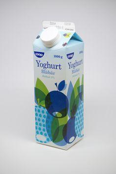 Yogurt Packaging, Water Packaging, Food Packaging, Packaging Design, Product Packaging, Bottle Design, Fett, Drink Bottles, Packing