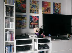 Latest pic of my gaming setup, as requested by @thepandalion Shall we play a game? pic.twitter.com/yumMrBD0NZ