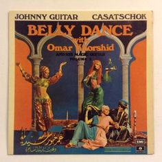 Omar Khorshid - Belly Dance With Omar Khorshid And His Magic Guitar Volume 2 (Vinyl) at Discogs