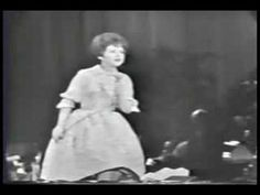 "Brenda Lee - ""All Alone Am I"" ... this is a live performance of Brenda...she was so tiny & pretty...Love this song!"