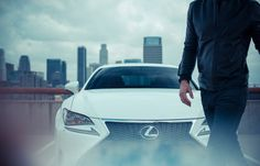 Patrick Curtet Photography Lexus