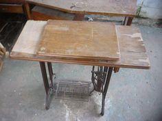 gabinetes de mesa de maquina de coser - Buscar con Google