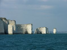 Old Harry Rocks, Studland, Jurassic Coast, Dorset  - The Salamander Poole Brownsea Island Sandbanks Studland Bay Old Harry Rocks Sailing Holidays Boat Trip Adventure - Regular departures from Lymington on board skippered yacht. #GetInTouch2GetOnBoard Details http://www.thesalamandersailingadventure.com/poole-studland-old-harry-rocks-boat
