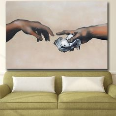 Mklql Wall Graffiti Art Everyone Has His Price Wall oil Painting Print Nice Wall Picture For Living Room No Framed. Yesterday's price: US $18.99 (15.51 EUR). Today's price: US $10.82 (8.86 EUR). Discount: 43%.