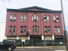 Apartments retail planned for historic stable on North Broad