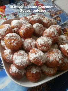Romanian Desserts, Romanian Food, Healthy Desserts, Delicious Desserts, Cake Recipes, Dessert Recipes, Good Food, Yummy Food, Vegan Kitchen