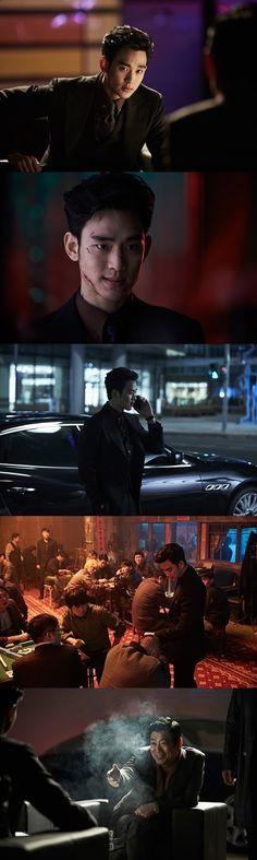 映画「リアル」(監督:イ・サラン、制作:コブピクチャーズ、配給:CJエンターテインメント) が新しいアクションノワールの魅力と出演俳優らの張り詰めた緊張感が感じられる10種類のスチールカットを公開し… - 韓流・韓国芸能ニュースはKstyle