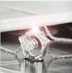 I have this necklace!!!! Its like a buck on eBay....worth so much more.