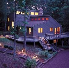 hemlock timbers for landscaping