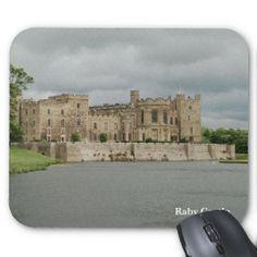 Castelo Mousepad de Raby