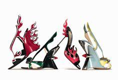Prada Spring 2012 Sandals