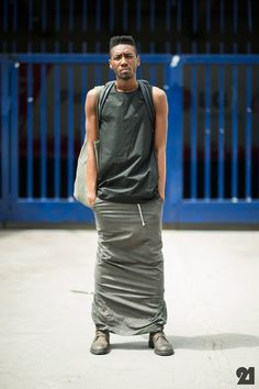 men skirt // for him