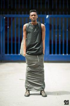 men skirt // for him