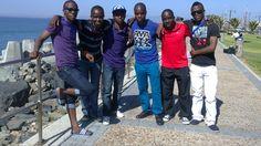 Soccer mates in Cape Town Cape Town, Soccer, Bicycle, Football, Futbol, Bike, Futbol, Bicycle Kick, European Football