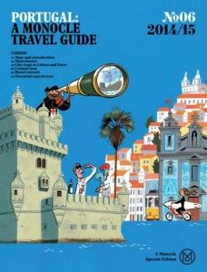 A special Portugal travel guide at Monocle magazine! A must read to all travelers, hope you enjoy it!