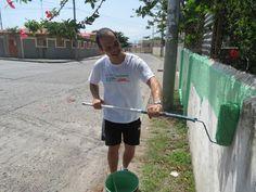 Edgardo Volunteer Abroad in La Ceiba, Honduras