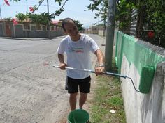 Edgardo Volunteer Abroad in La Ceiba, Honduras
