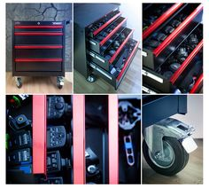 Gadget Guide No. 1: Tool trolley for your camera stuff