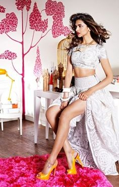 Deepika Padukone 2012 Inaugural Issue